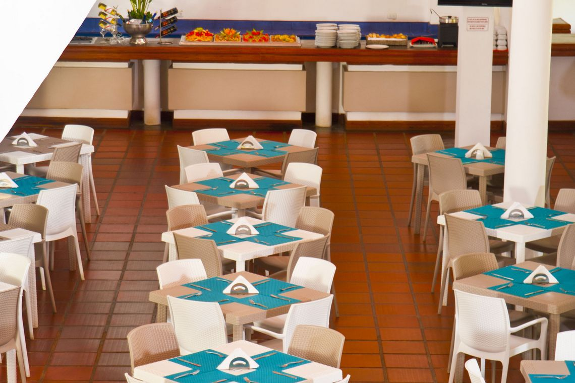 Hotel Palm Beach - Restaurant Todo Incluido Buffet