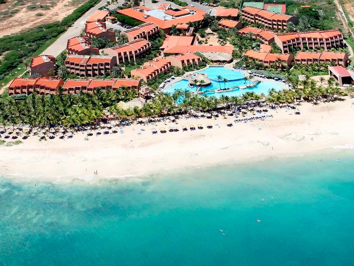 Costa Caribe Hotel Beach Resort - Panoramica